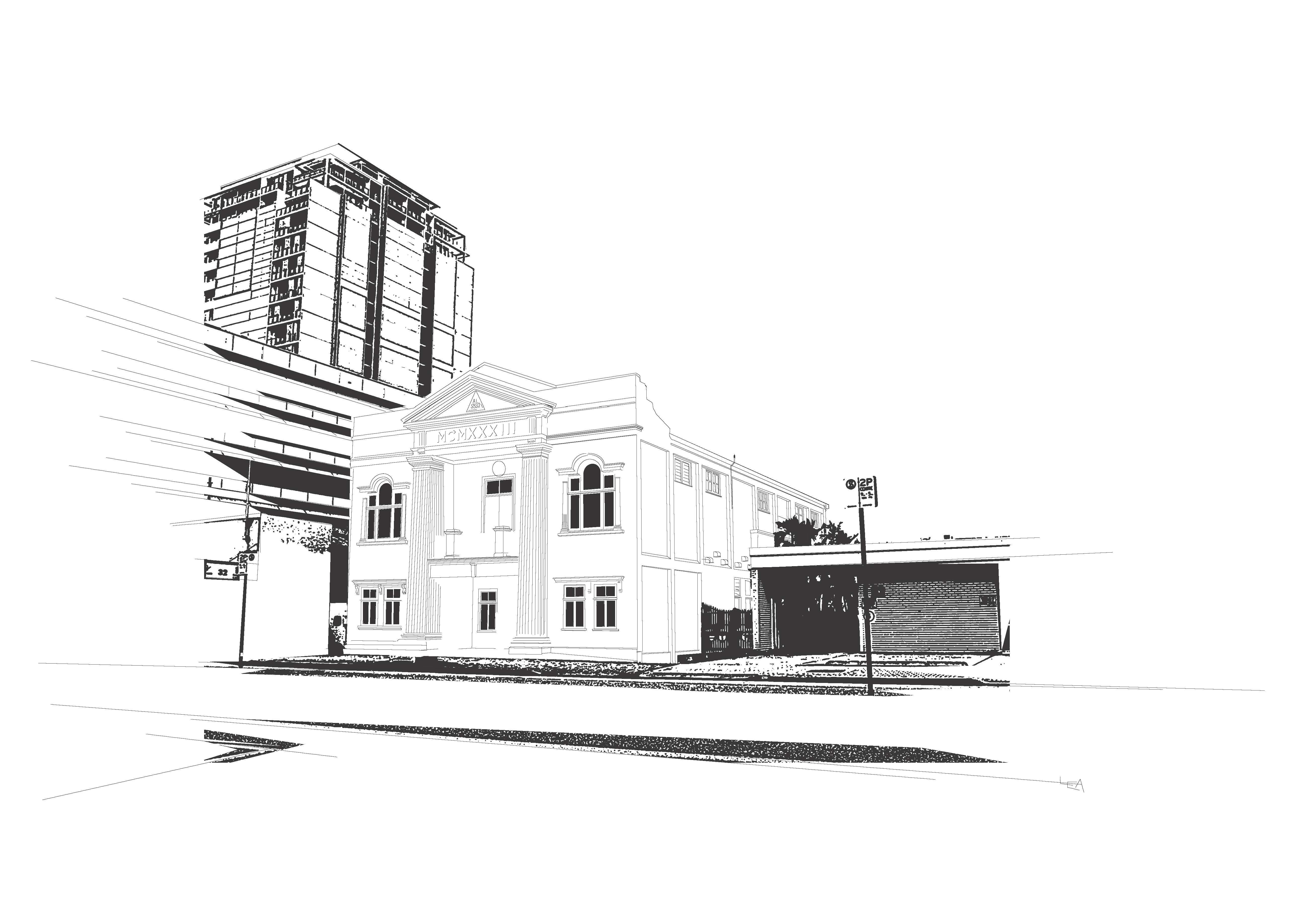 masonic temple townsville